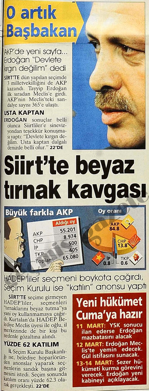 AKP'de yeni sayfa...