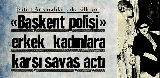 Bütün Ankaralılar yaka silkiyor