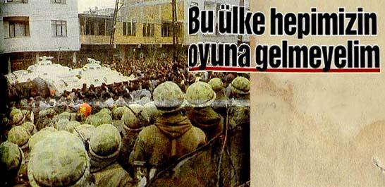 Provokatörler amacına ulaştı...Halk polisle çatıştı: 16 ölü, 150 yaralı