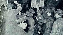 Üsküdar Cezaevinde büyük bir isyan