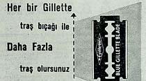Her bir Gillette traş bıçağı ile Daha Fazla traş olursunuz