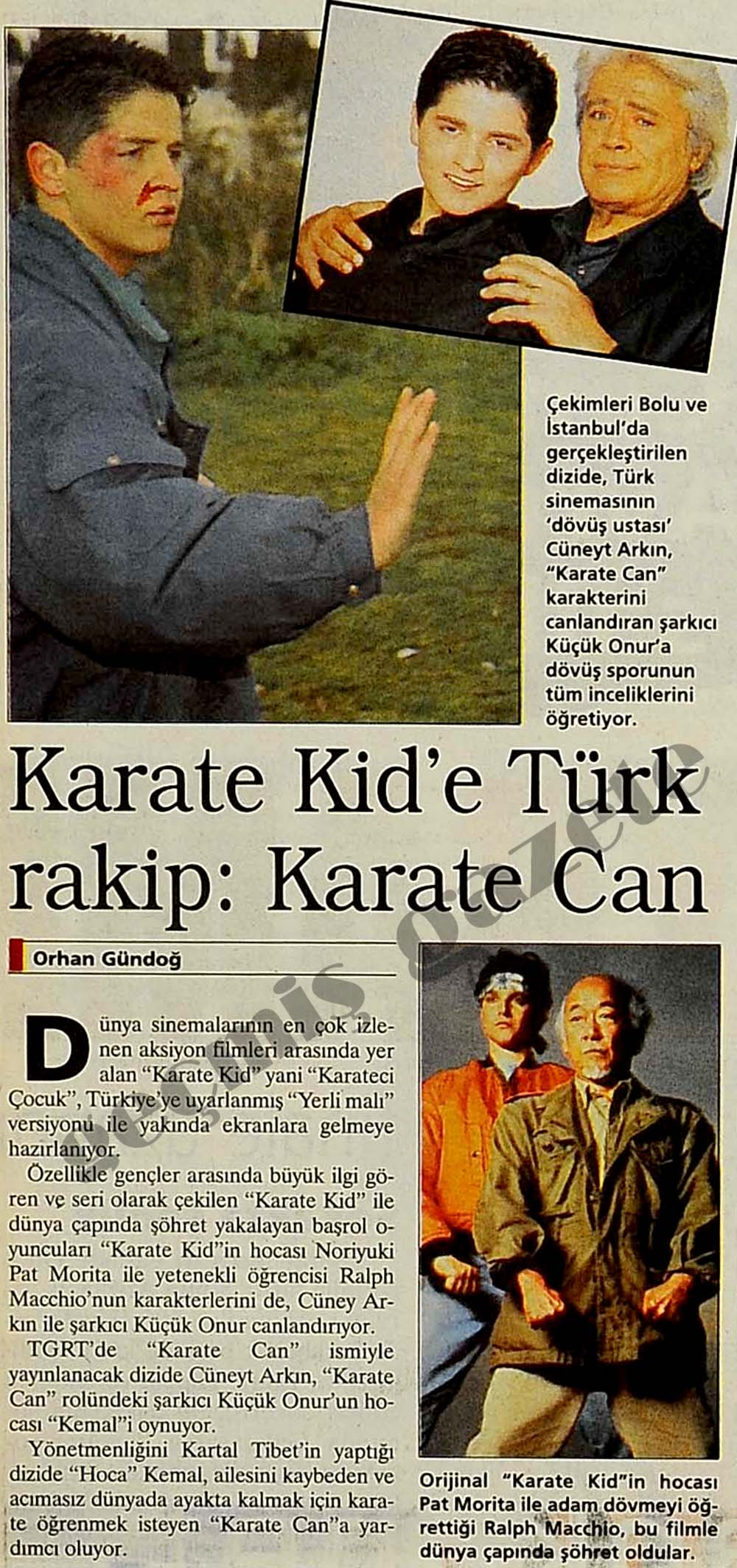 Karate Can