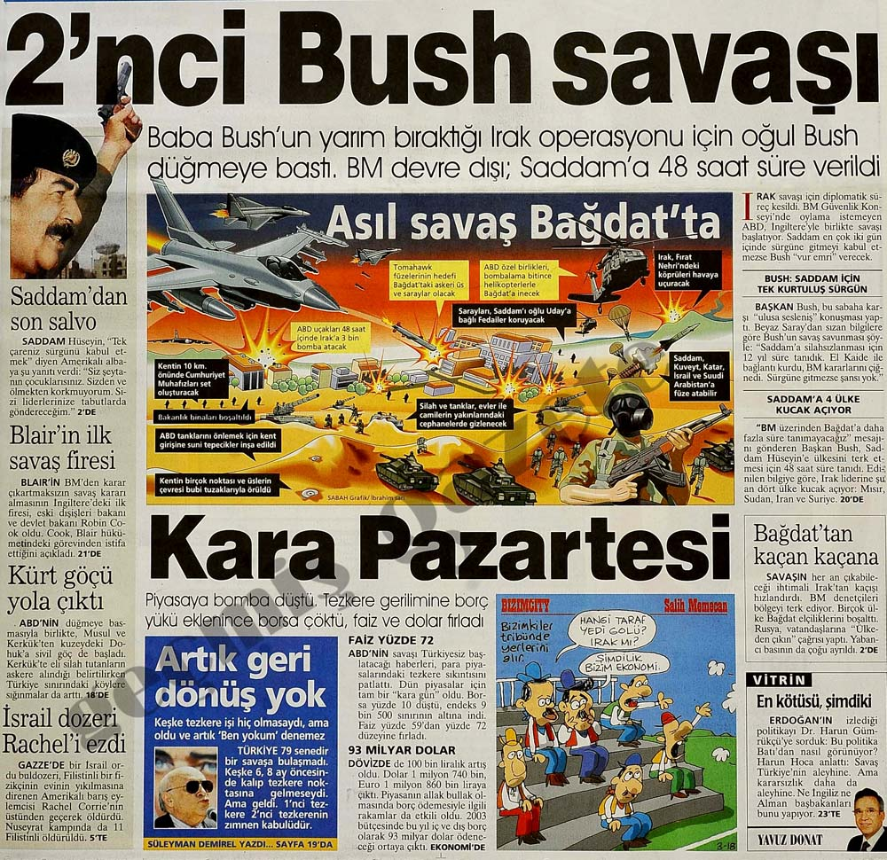 2'nci Bush savaşı