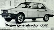 """""""Doğan"""" gene yılın otomobili!"""