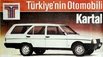 Türkiye'nin Otomobili: Kartal