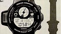 Casio Pusulalı Namaz Saati Bütün Müslümanlar İçin!