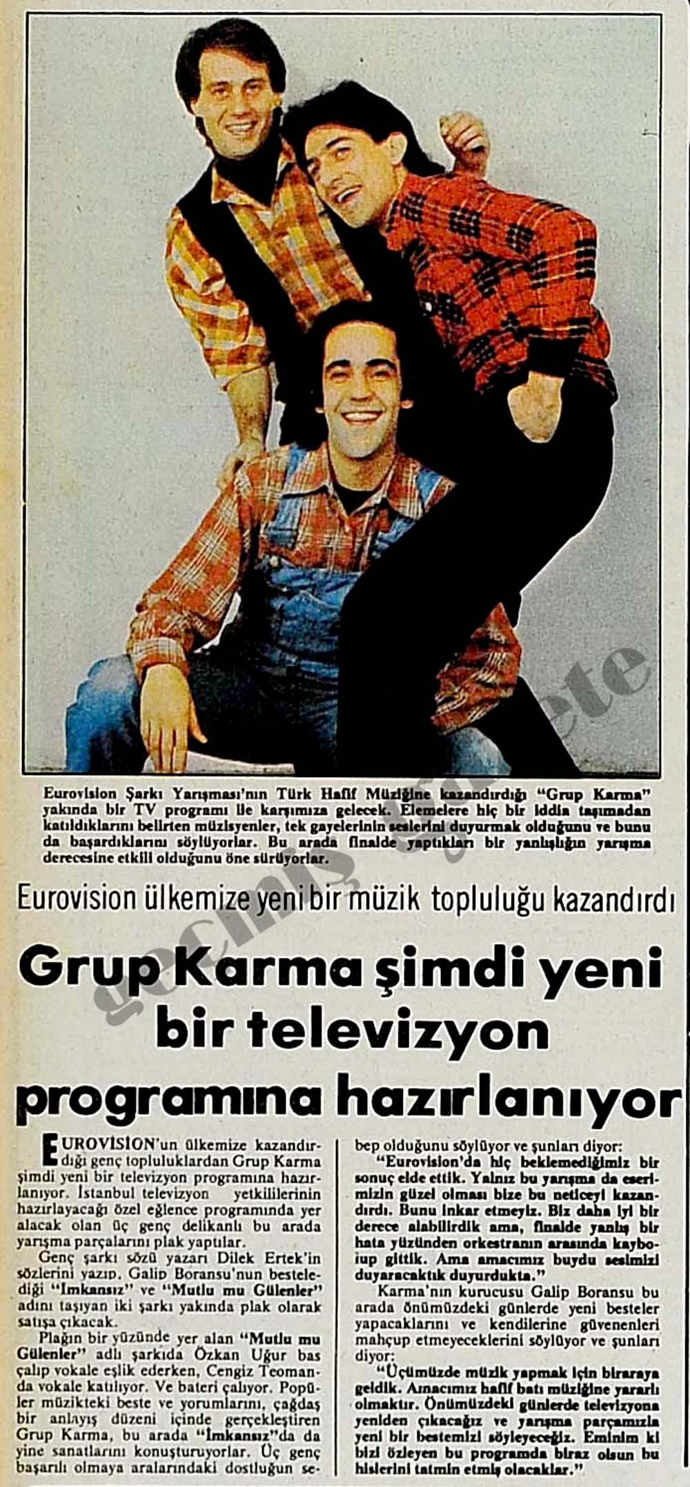 Grup Karma