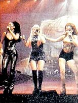 Spice Girls'ün konseri