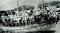 1300 İngiliz kız Bodrum'a çıkartma yaptı