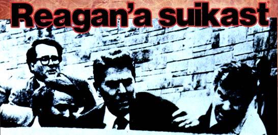 Reagan'a suikast