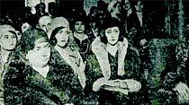 Üç Türk Kadını Halk Fırkasına Aza Kaydedildi
