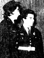 İlk kadın Polisler