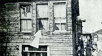 Evinin penceresinden 2 gün sokağı seyreden ölü
