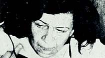 Biberi tarikatının kadın reisi Atiye Emrecan dün öldü