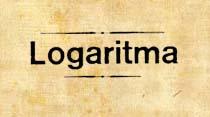 Logaritma: Türkçe karşılığını bulana yüz lira ikramiye verilecek