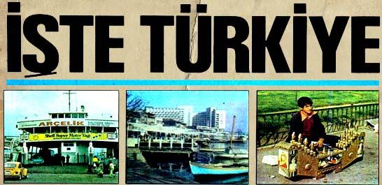 İşte Türkiye