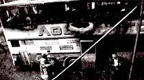 Otobüste yangın...36 turist feci şekilde öldü