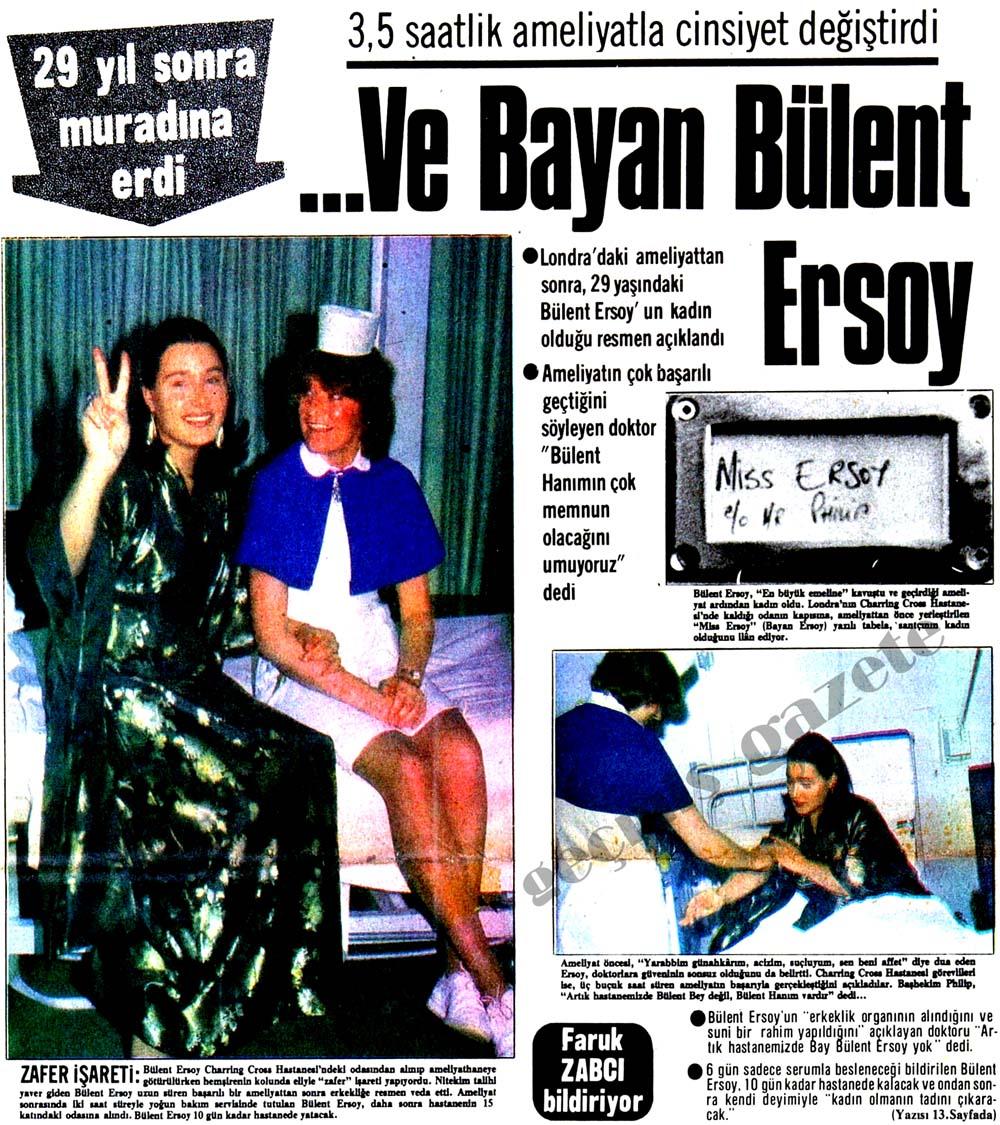 Ve Bayan Bülent Ersoy