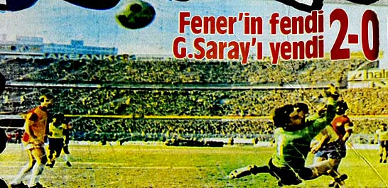 Fener'in fendi G.Saray'ı yendi