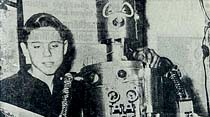 13 yaşındaki bir mektep talebesinin yaptığı robot