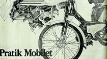 Al bir Mobilet, yaya kalma rahat et!