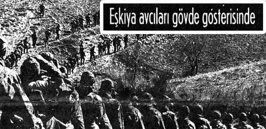 Komandolar nihayet kışladan çıktı