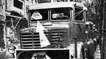 Türk Bussing Kamyonu Tuzlada imal edilmiştir