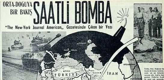 Saatli Bomba