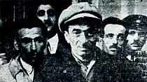 Filistine kaçmak isteyen Yahudiler