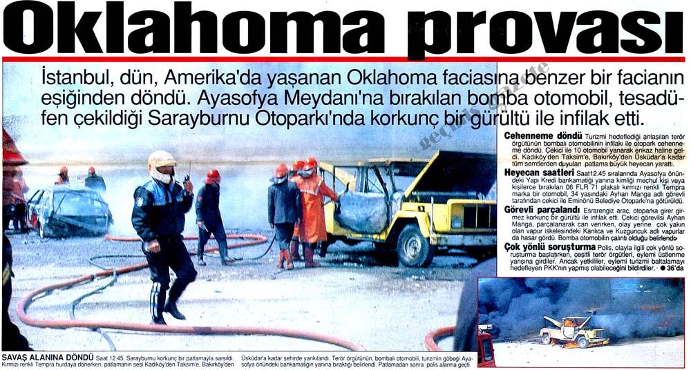 Oklahoma provası