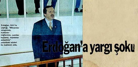 Erdoğan'a 10 ay
