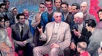 Yeni lider, dışardaki 6 milyon Arnavut'u ülkeye geri çağırdı