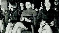 Sekreterlere makyaj öğretildi