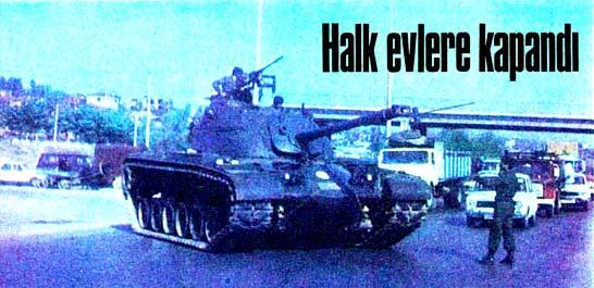 İstanbul'da sokağa çıkma yasağı başladı