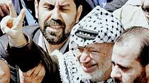 Ve Arafat özgür...