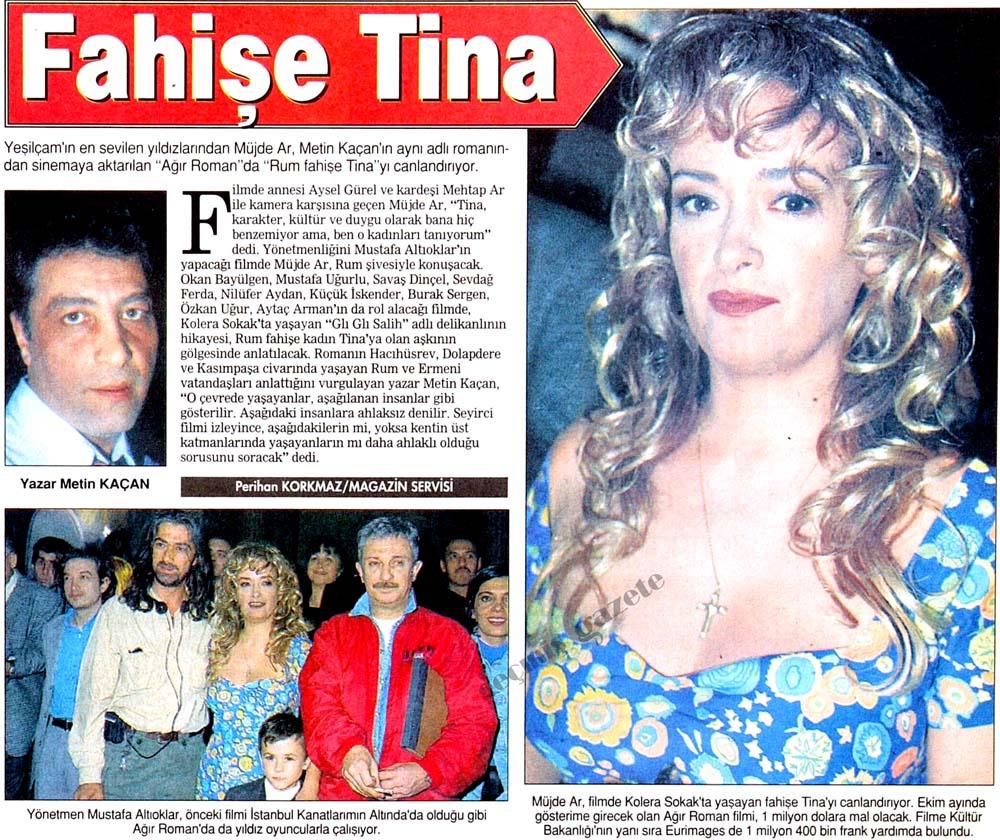 Fahişe Tina