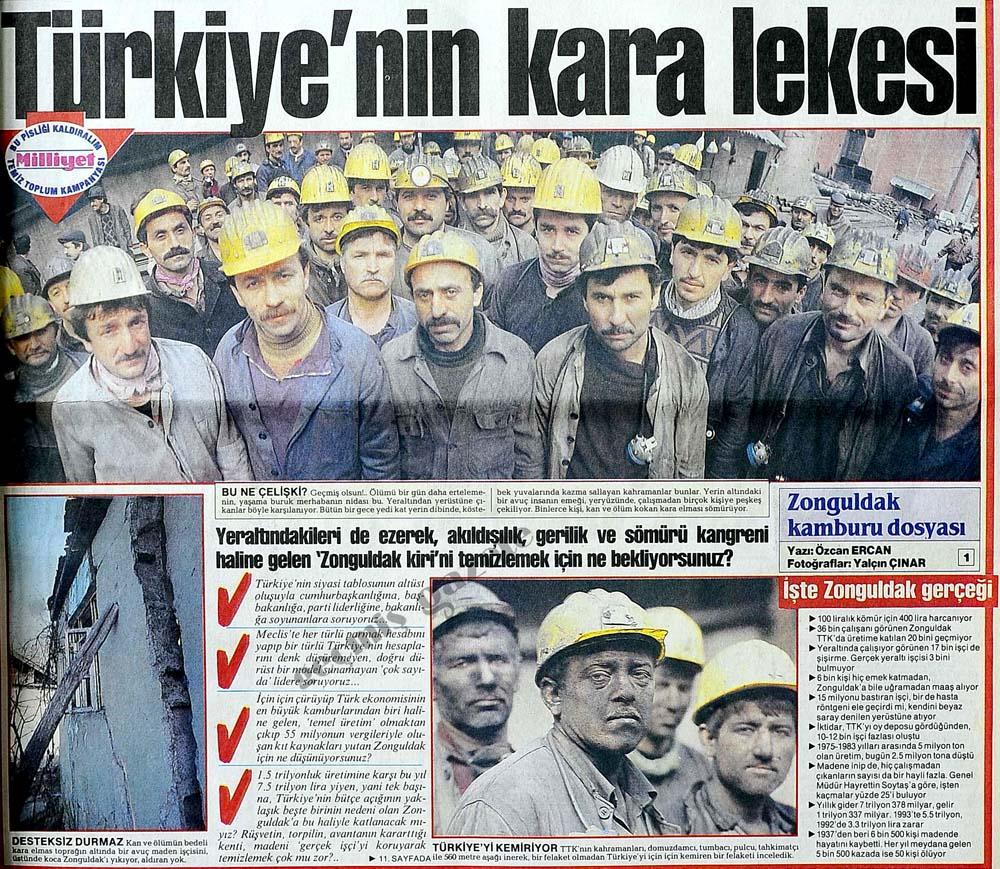Türkiye'nin kara lekesi