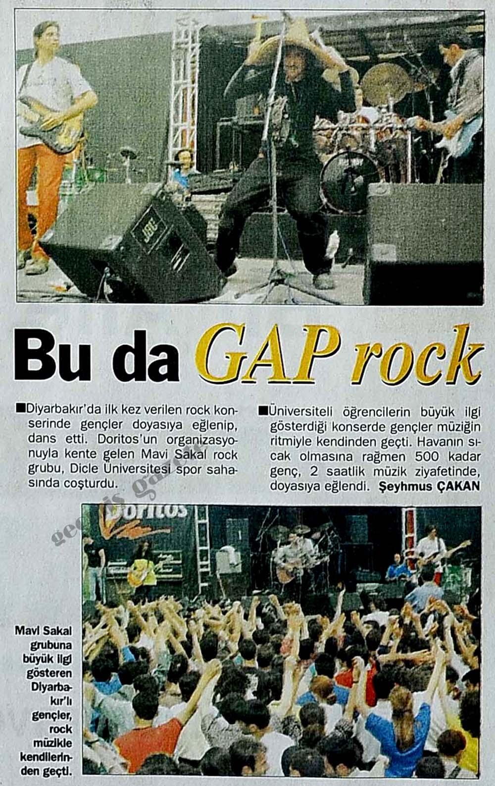 Bu da GAP rock