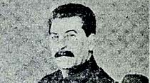 Stalin ilk defa bir fotografçının karşısında durdu