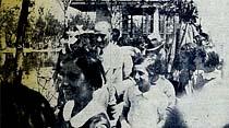Atatürk talebe arasında