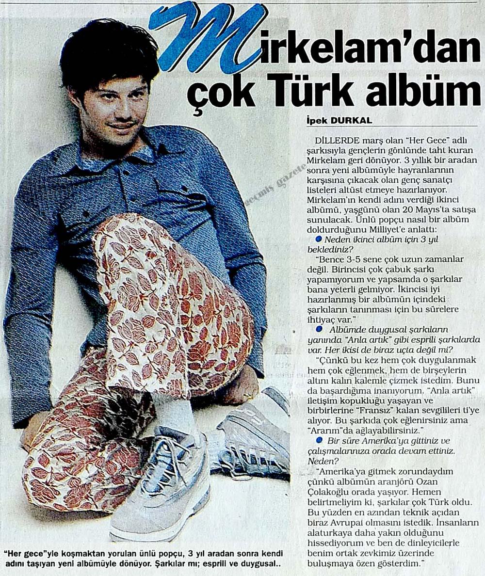 Çok Türk albüm