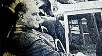 Atatürk İstanbulu teşrif etti