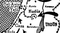 Kudüs'ün dün teslim olduğu bildiriliyor