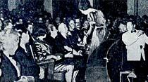 Bayan İnönü, operet temsilinde ikaz edildi: Daktilo kızlara dikkat