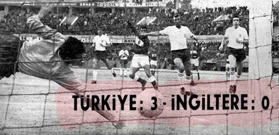 Türkiye: 3 - İngiltere: 0