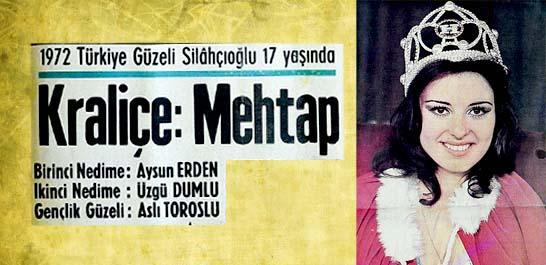 1972 Türkiye Güzeli Silahçıoğlu