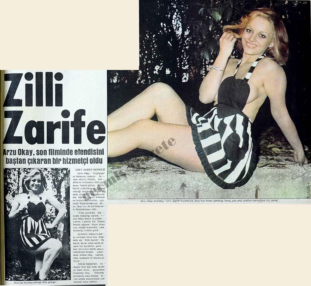 Zilli Zarife