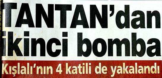 Kışlalı'nın 4 katili de yakalandı