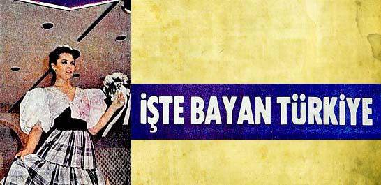 İşte Bayan Türkiye: Hülya Avşar