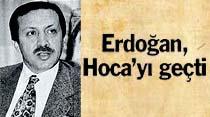 Erdoğan, Hoca'yı geçti